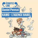 Vente AudioBook : Kamo, L'agence Babel  - Daniel Pennac