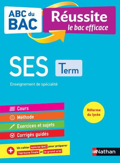 ABC DU BAC REUSSITE T.11 ; sciences économiques et sociales ; 2de (édition 2020)