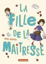 Vente EBooks : La fille de la maîtresse  - Rachel Hausfater