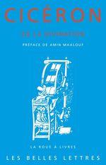 Vente EBooks : De la Divination  - CICERON