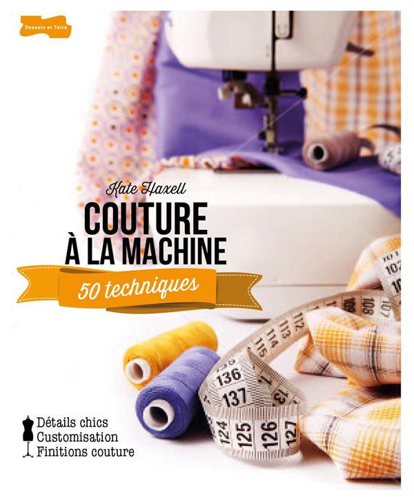 Couture à la machine