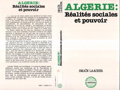 Algerie : realites sociales et pouvoir