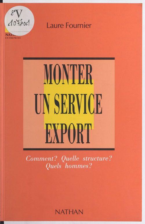 Monter un service export