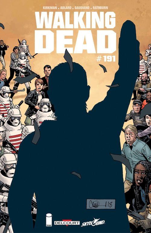 Walking Dead #191