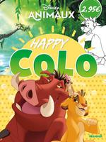 Disney animaux ; happy colo