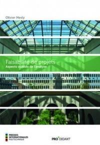Faisabilité de projets ; aspects oubliés de l'analyse