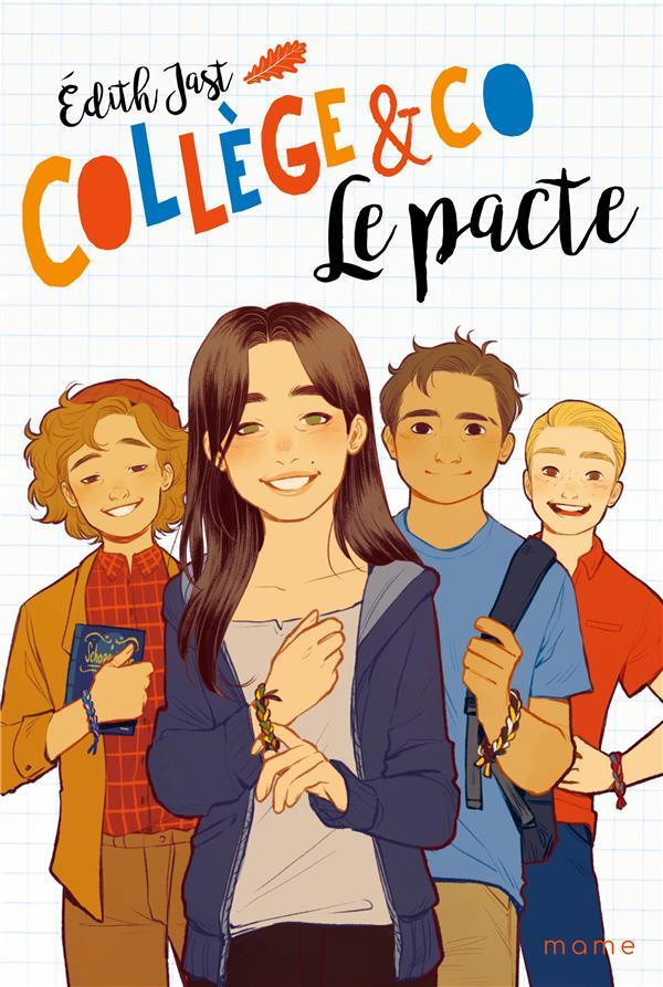 Collège & Co ; le pacte