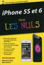 Vente Livre Numérique : IPhone 5S et 6 pour les Nuls version poche  - Edward C. BAIG - Bob LEVITUS