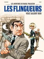 Vente Livre Numérique : Les aventures de Raoul Fracassin t.2 ; les flingueurs vous saluent bien  - Philippe Chanoinat - Chanoinat - Loirat