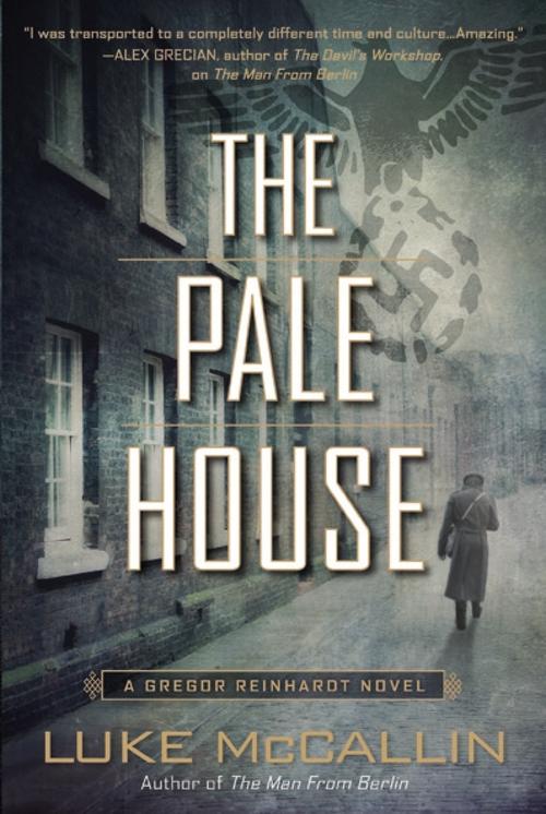 Vente EBooks : The Pale House  - Luke McCallin