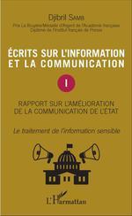 Ecrits sur l'information et la communication (Tome 1)  - Djibril Samb