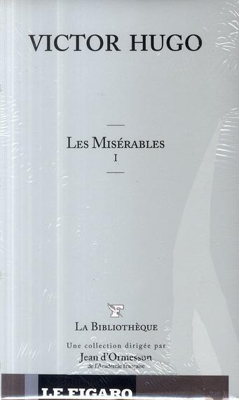 Coffret La Bibliotheque Ideale T.2 : Les Miserables T.1 ; Boule De Suif ; La Maison Tellier ; Une Vie ; Bel-Ami ; Nana ; Madame Bovary