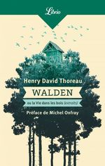 Vente EBooks : Walden ou La vie dans les bois  - Henry David THOREAU