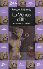 Couverture de La vénus d'ille