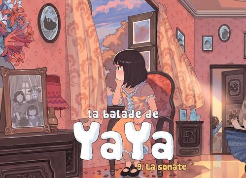 La balade de Yaya T.9 ; la sonate