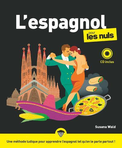 L'espagnol pour les nuls (3e édition)