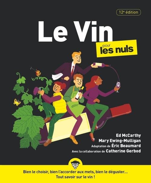 Le vin pour les nuls (12e édition)