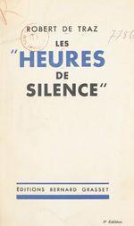 Les heures de silence