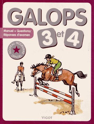 Galops 3 et 4