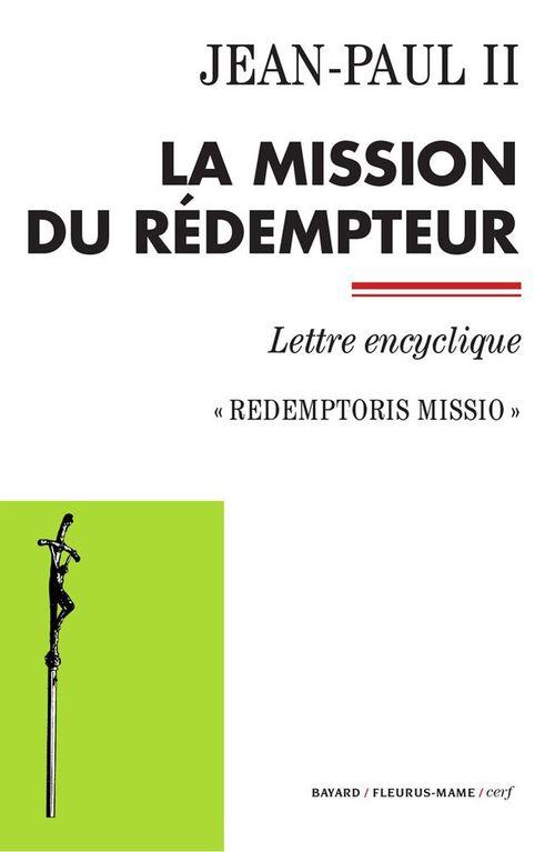 La mission du Rédempteur