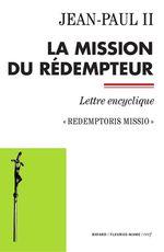 Vente Livre Numérique : La mission du Rédempteur  - Jean paul ii