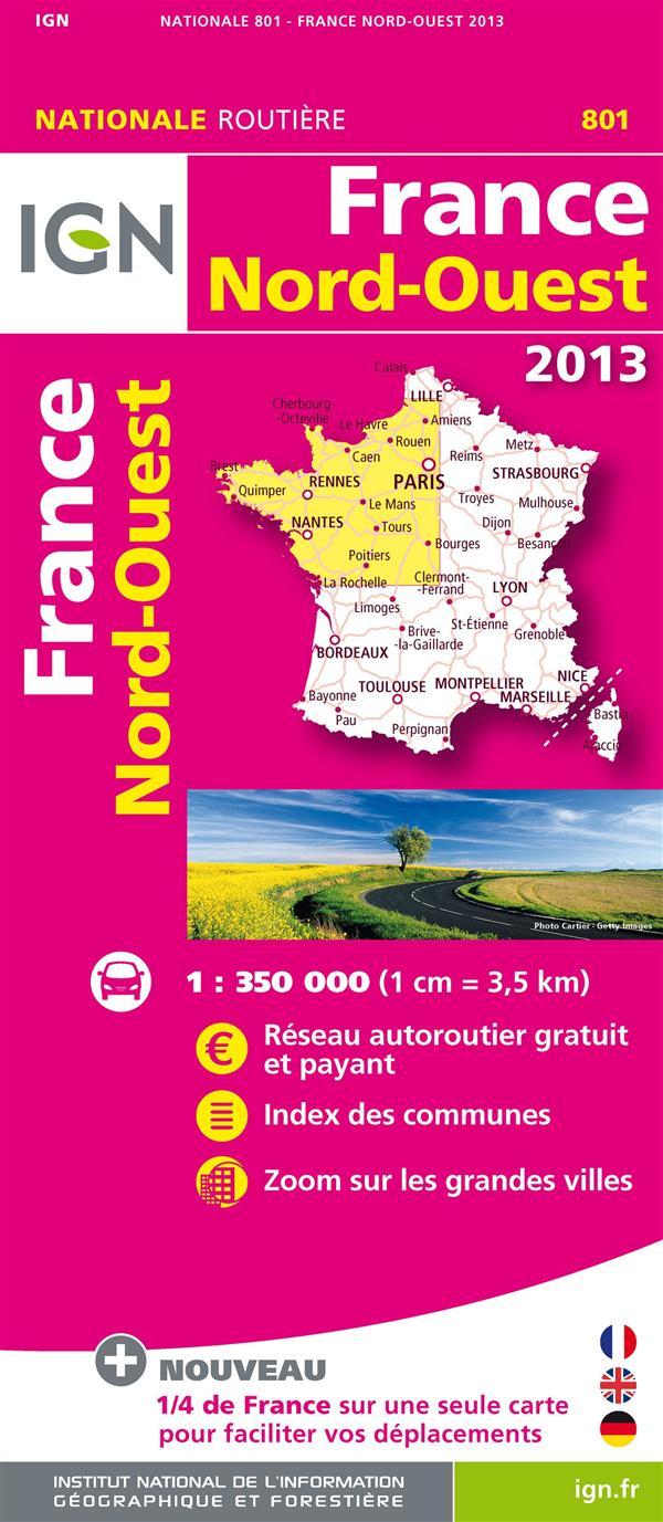 France nord-ouest (édition 2013)