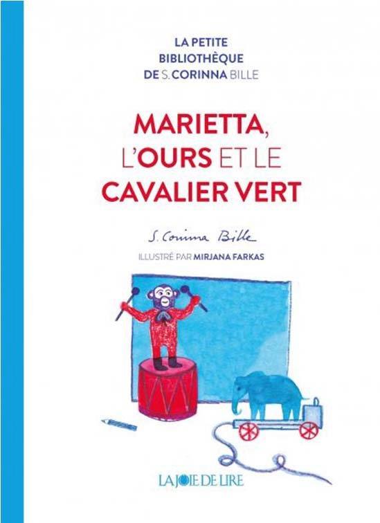 Marietta, l'ours et le cavalier vert
