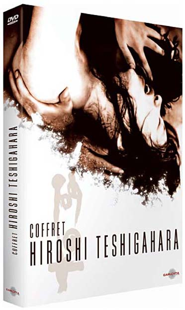 Hiroshi Teshigahara - Coffret : Le traquenard + La femme des sables + Le visage d'un autre