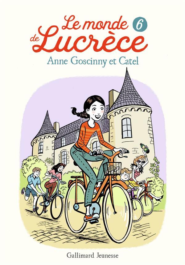 LE MONDE DE LUCRECE, 6