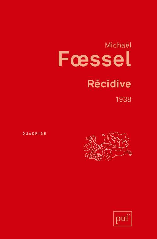 recidive. 1938