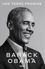Vente Livre Numérique : Une terre promise  - Barack Obama