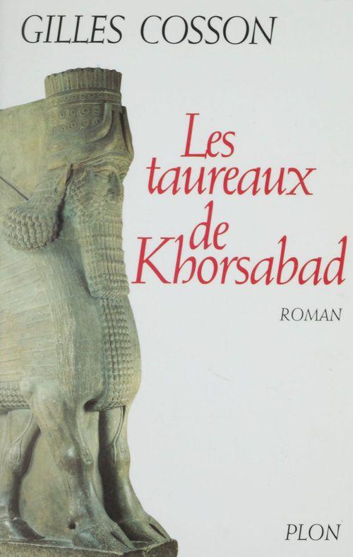 Taureaux de khorsabad