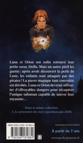Fantastica t.2 ; la perle de lune