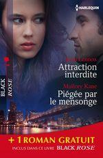 Vente EBooks : Attraction interdite - Piégée par le mensonge - Trompeuses apparences  - Mallory Kane - Kara Lennox - Charlotte Douglas