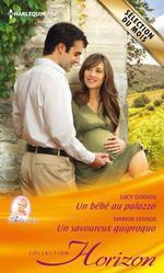 Vente Livre Numérique : Un bébé au palazzo - Un savoureux quiproquo  - Lucy Gordon