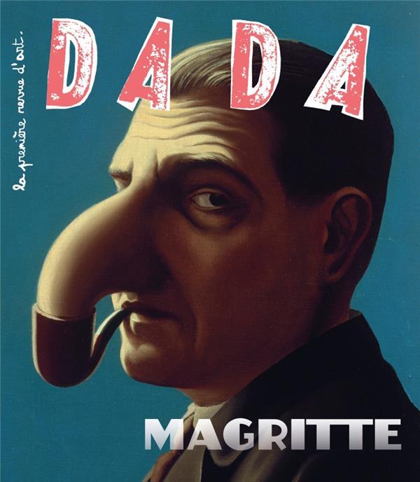 Revue dada n.212 ; magritte