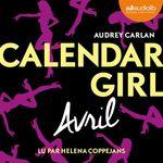 Vente AudioBook : Calendar Girl - Avril  - A