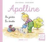 Vente EBooks : Apolline ; la dînette, le jardin  - Didier Dufresne - Laetitia Ganglion Bigorda