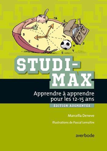 Studimax ; apprendre à apprendre pour les 12-15 ans