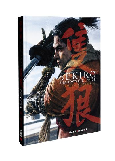 sekiro ; shadows die twice ; official artworks