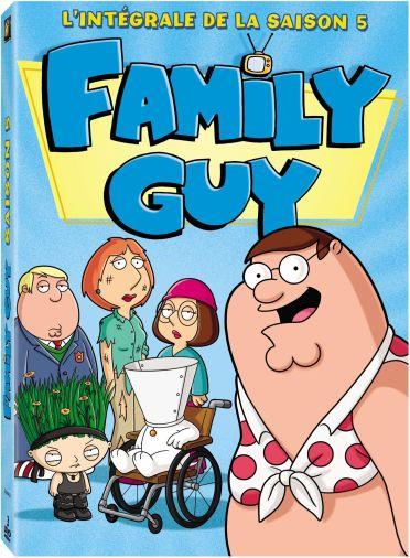 Family Guy - L'intégrale de la saison 5