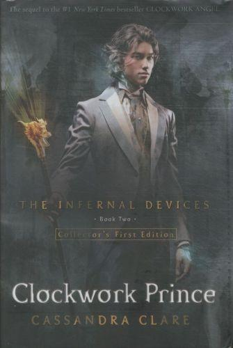 CLOCKWORK PRINCE - THE INFERNAL DEVICES: BOOK 2