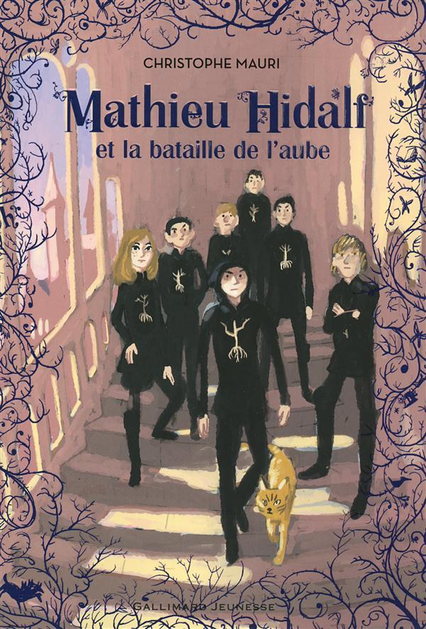 Mathieu Hidalf et la bataille de l'aube