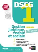 Vente Livre Numérique : DSCG 1 - Manuel et applications - Millésime 2021-2022  - Jean-Luc Mondon - Jean-Yves Jomard - Alain Burlaud - Catherine Maillet - Françoise Rouaix