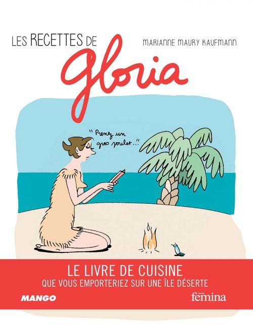 Les recettes de Gloria