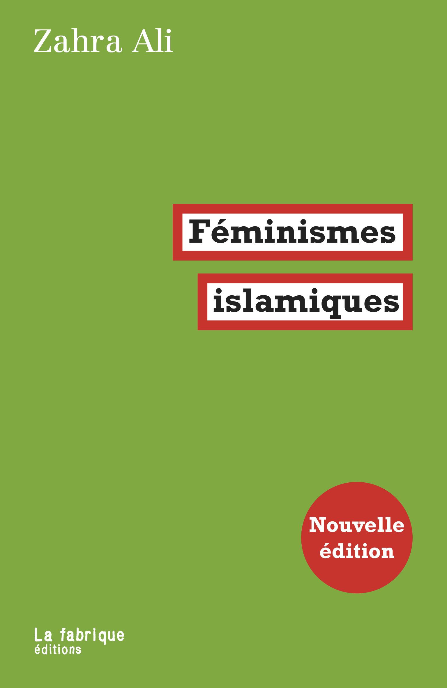Feminismes islamiques (2e édition)