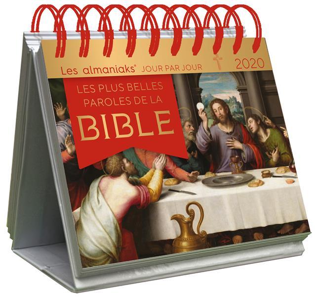 ALMANIAK LES PLUS BELLES PAROLES DE LA BIBLE (EDITION 2020)