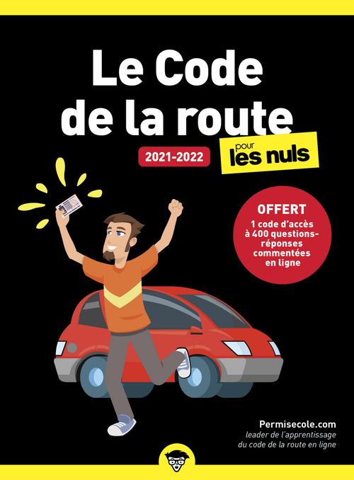 Le code de la route poche pour les nuls (édition 2021/2022)