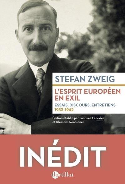 L'esprit européen en exil 1933-1942