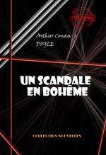 Vente Livre Numérique : Un scandale en Bohême  - Arthur Conan Doyle
